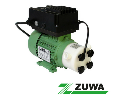 Acostar Zuwa Flexible Impeller Pump with frequency converter Thomson Process Equipment and Engineering LTD